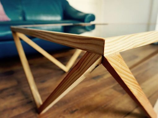 Table basse – Symmetrical Coffee Table