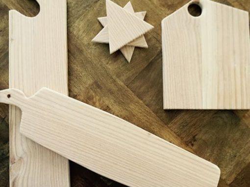 Planches à découper & sous-verres – Coast Chopping Boards & Coasters