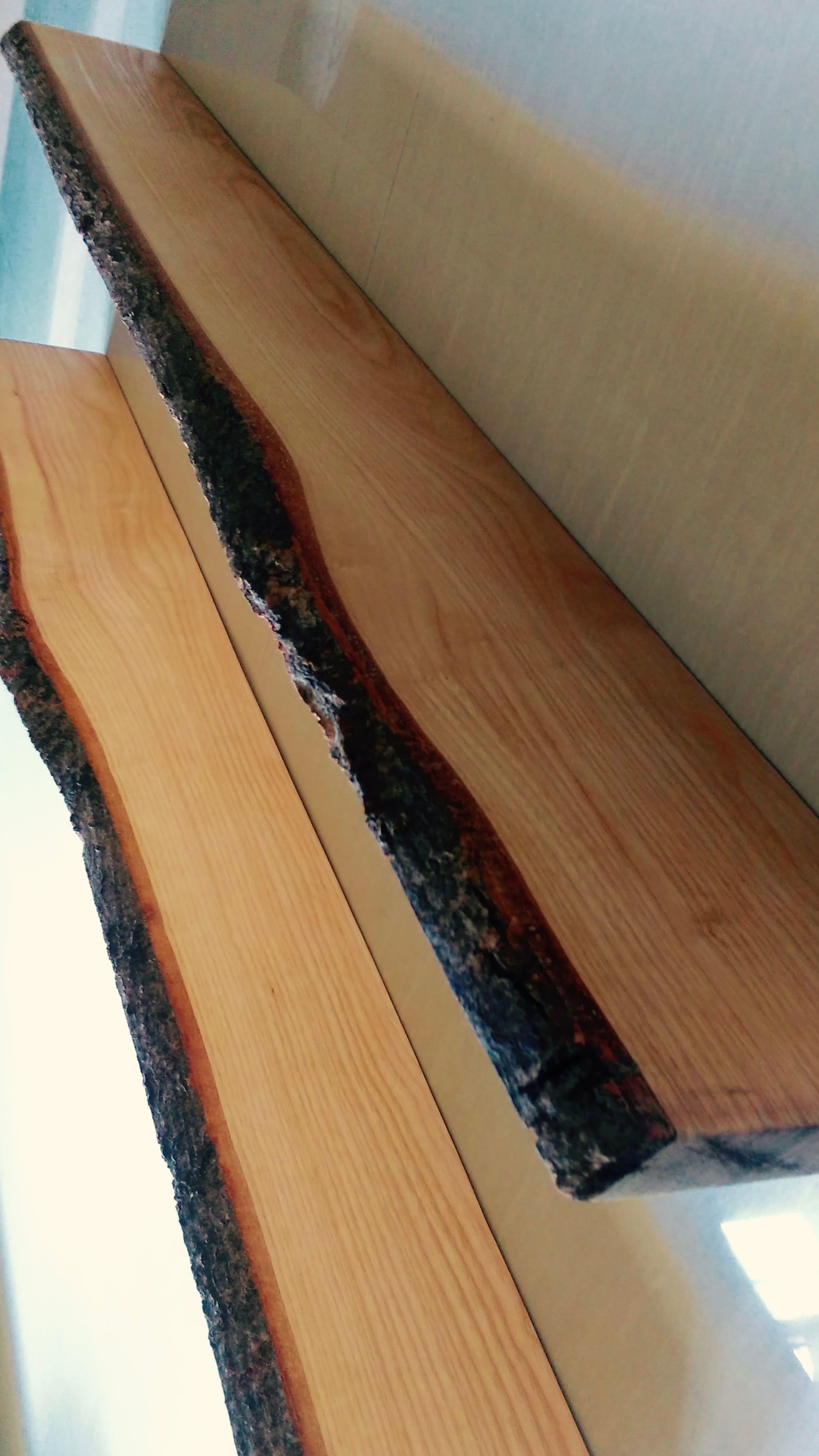 étagères bois