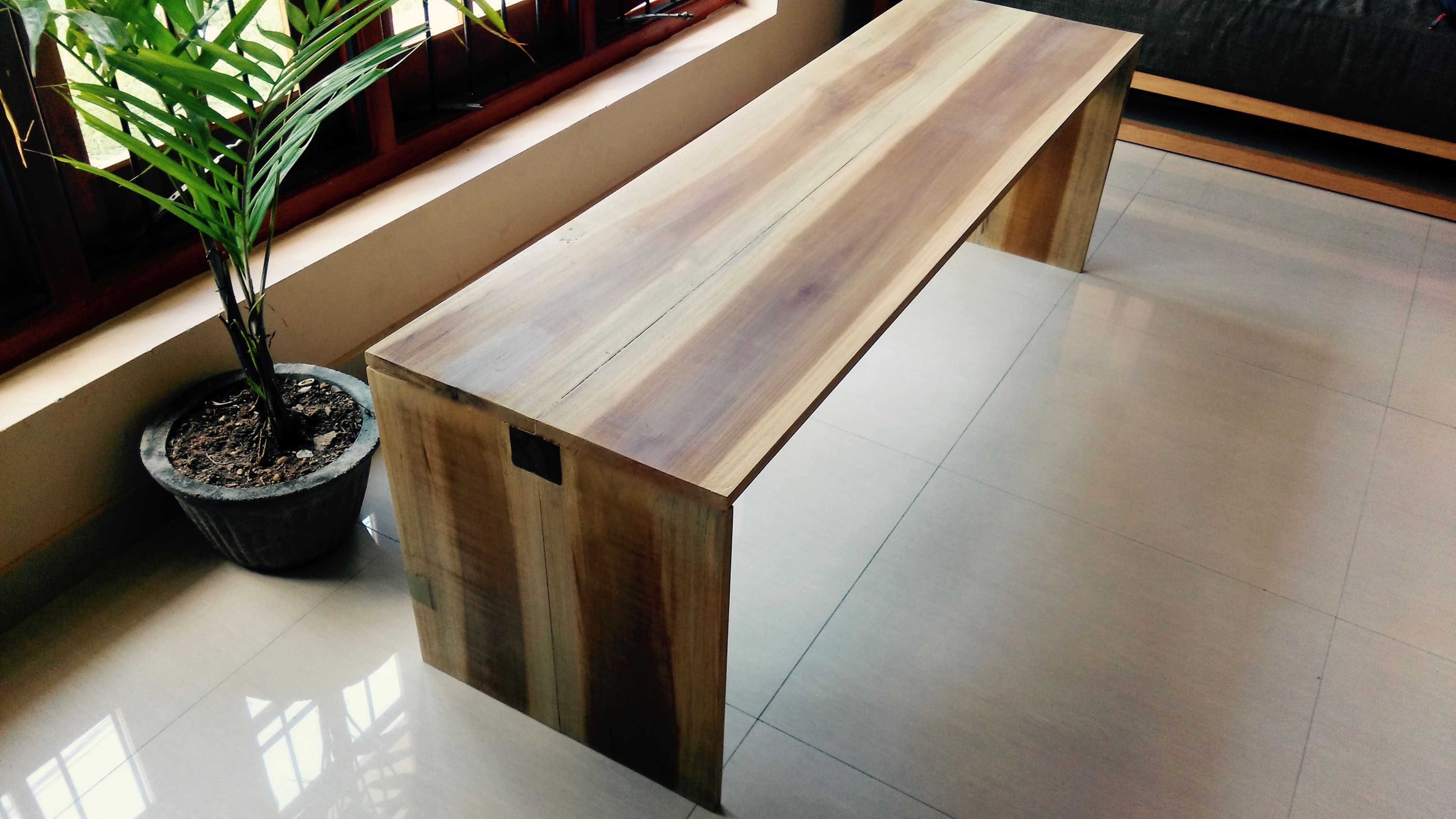 Slim Indoor bench
