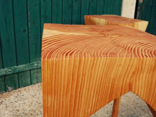 Tabouret – St Andre's Stool